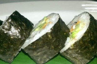 Sushi Promotion at Hyatt Ahmedabad