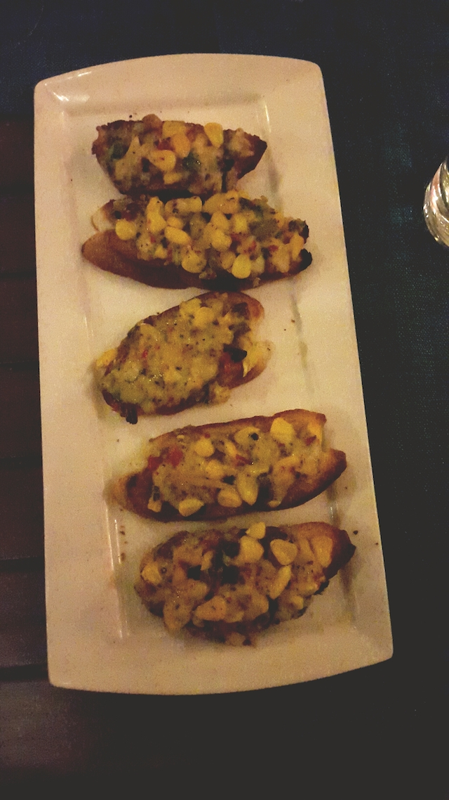 Crostini bread