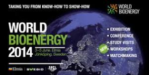 World Bioenergy 2014 (image by geosynthetica.net)