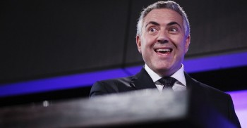 Joe Hockey (Image by thenewdaily.com.au)