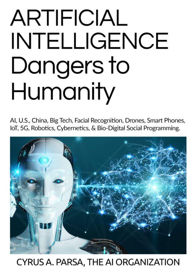 """Książka """"Zagrożenia dla sztucznej inteligencji dla ludzkości"""""""