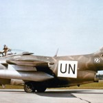 A Tunnan with United Nations markings from its peacekeeping mission in Congo (Saab photo)
