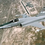 F-20 prototype 82-0062 (National Museum of the USAF photo)
