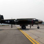 North American B-25 Mitchell Tail number 130669 (Air Cache photo/John M. Guilfoil)