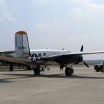 """A B-25 """"Mitchell"""" (Air Cache photo/John M. Guilfoil)"""