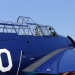 """A Grumman TBF """"Avenger"""" torpedo bomber seen at the 2012 Great New England Airshow at Westover Air Reserve Base. Many were built by General Motors and were designated TBM instead. (Air Cache photo/John M. Guilfoil)"""