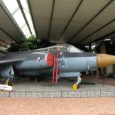 Blackburn Buccaneer S.50 (retired) at South African National Museum of Military History.