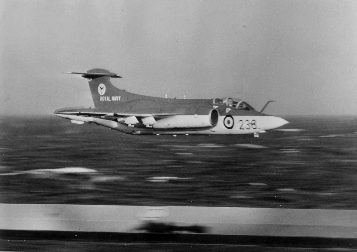 Blackburn Buccaneer British Carrier Jet Air Cache