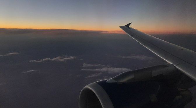 Booking the Trip: 5,336 Miles of Flying to Nowhere