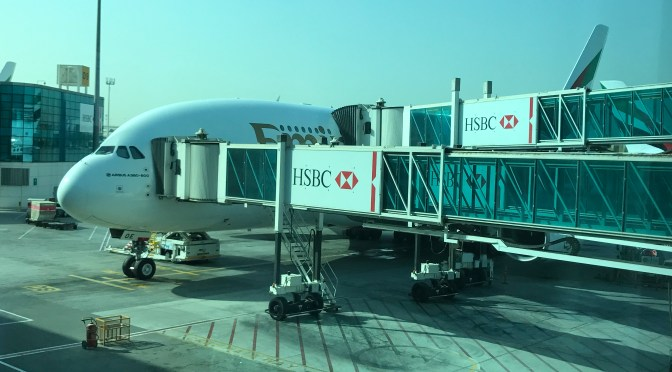 Review: Emirates Airline A380 Economy Dubai to Los Angeles