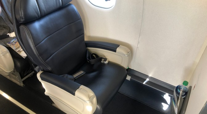 Review: Alaska Airlines E175 First Class San Francisco to Santa Ana