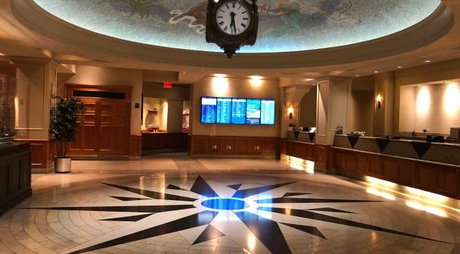 Review: United Club Lounge SFO Rotunda (near Gate 76)