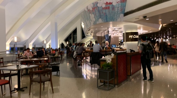 Review: P.F Changs LAX (Priority Pass Restaurant)