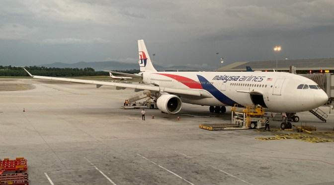Review: Kuala Lumpur A330-300 Business Class Kuala Lumpur to Mumbai