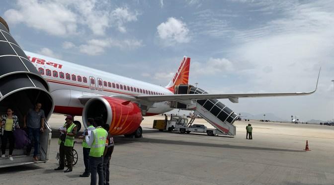 Review: Air India A320Neo Economy Class Mumbai to Bengaluru