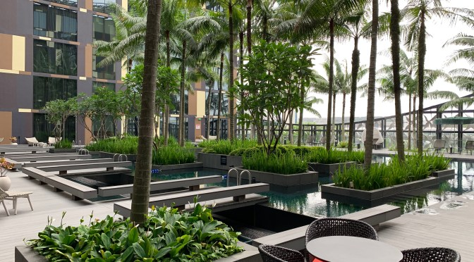 Review: Crowne Plaza Hotel Singapore
