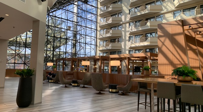 Review: DoubleTree By Hilton Hotel Newark Airport