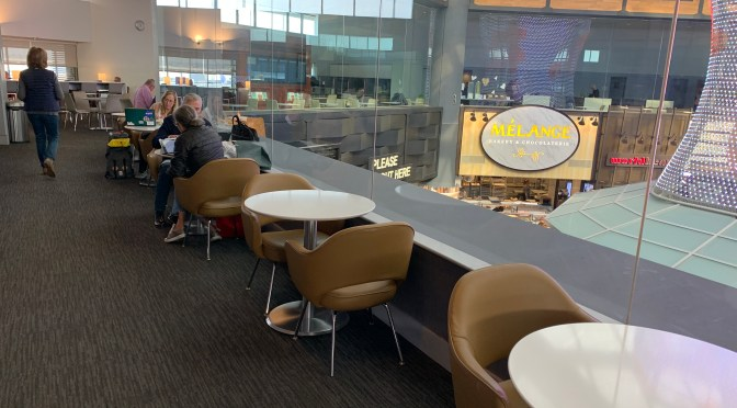 Review: United Club Lounge Concourse C, Gate C74
