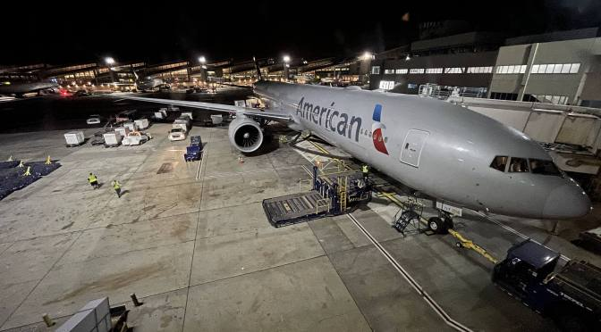 Review: American Airlines 777-300ER Flagship Business Class: Los Angeles to Miami