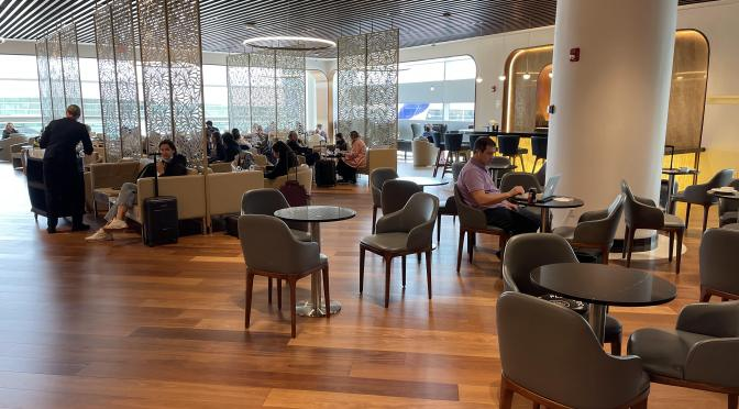 Review: Turkish Airlines Lounge Miami MIA Concourse J