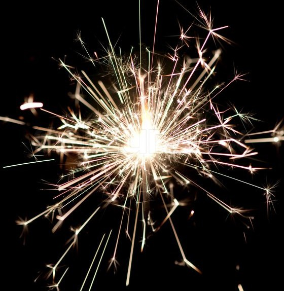 3046436-burning-christmas-sparkler-isolated-on-black-background