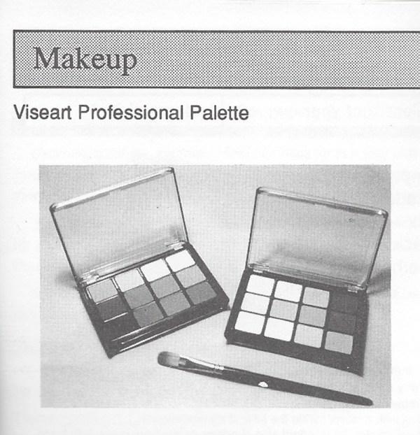Viseart palettes