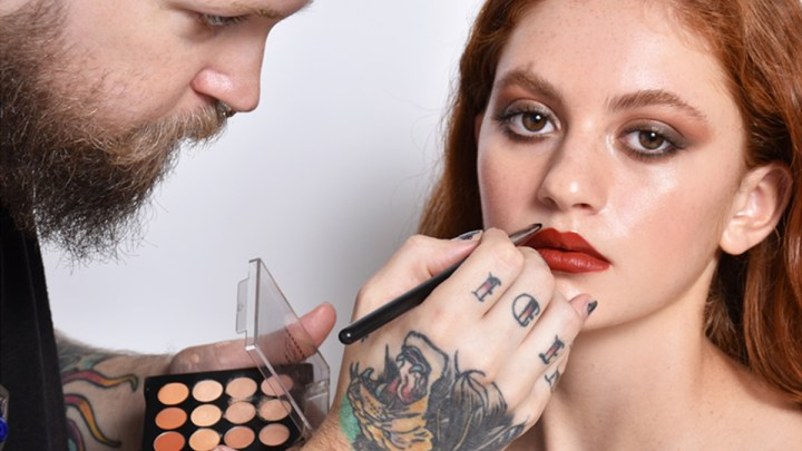 Behind the Scenes with Makeup Artist Tony Tulve
