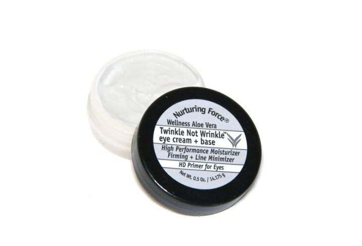 Nurturing Force Twinkle Not Wrinkle Eye Cream + Base $38