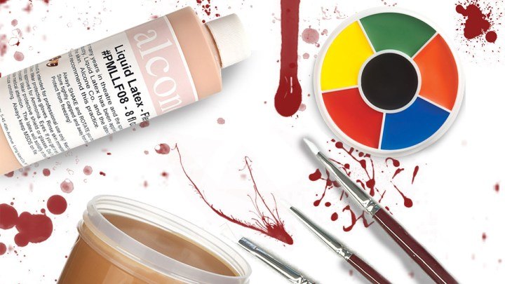 SFX Makeup 101: The Basic Kit