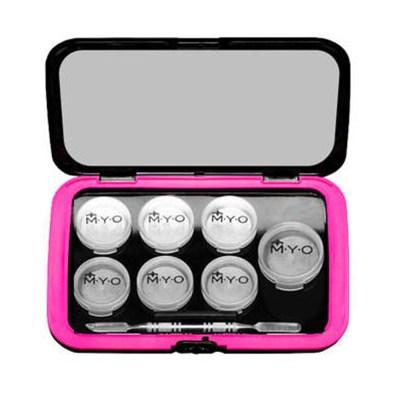MYO Cosmetic Cases Pro Kit Fuchsia
