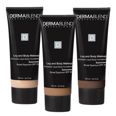 Dermablend Leg and Body Makeup SPF25 $34
