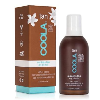 COOLA Organic Sunless Tan Dry Oil Mist $46