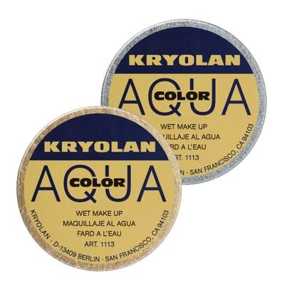 KRYOLAN Aquacolor Metallics $29.50