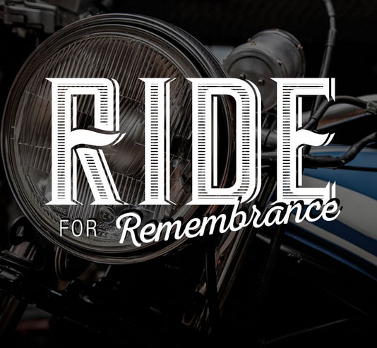 2015 Ride for Remembrance