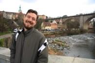 Taking a walk along the river in Bautzen