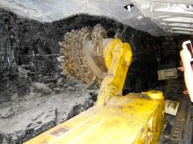 Full size mining equipment for coal