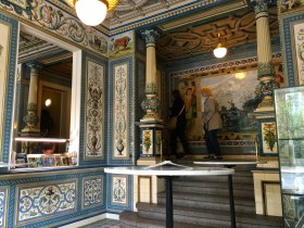 The most beautiful dairy shop in the world (according to Dresden)