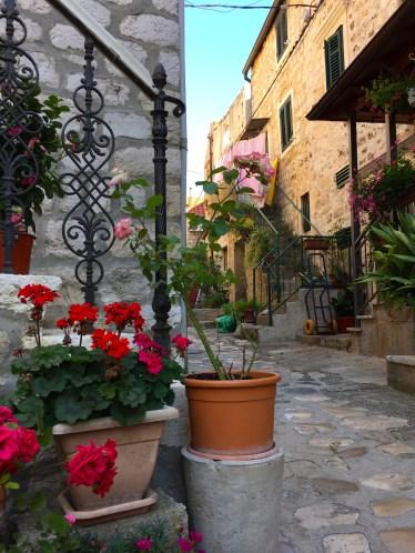 Ston, Croatia. Looks like Italy, right?