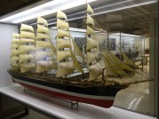 One of the largest sailing boats ever made, capable of up to 27 knots at full speed