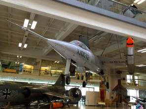 The aircraft section (also 3 stories) was pretty great too