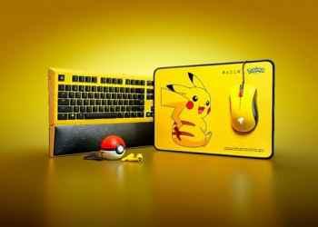Razer Pokémon Pikachu Limited Edition วางจำหน่ายแล้ว