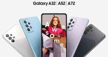 ซัมซุงเปิดโปร สั่งซื้อ Samsung Galaxy A52 5G ในวันที่ 18-25 มีนาคม 2564 รับฟรี Galaxy Buds+ มูลค่า 3,990 บาท