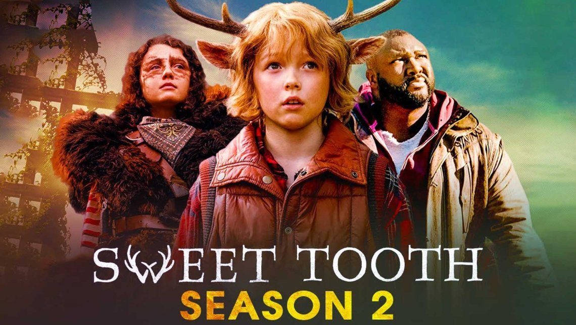 Netflix ประกาศสร้าง Sweet Tooth ซีซั่น 2 สานต่อการผจญภัยและความน่ารักของกัสและผองเพื่อน