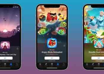 Angry Birds Reloaded, Doodle God Universe และ Alto's Odyssey: The Lost City เตรียมเปิดให้เล่นบน Apple Arcade วันที่ 16 ก.ค. นี้