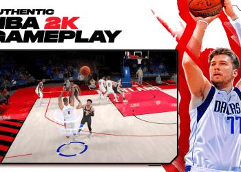 NBA 2K22 Arcade Edition Apple Arcade