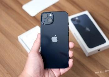 แกะกล่อง พรีวิว iPhone 13 สี Midnight เครื่องศูนย์ไทย