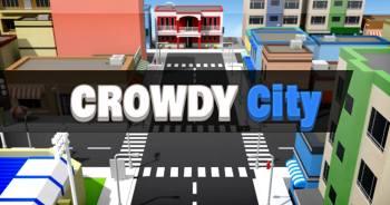 Crowdy City เกมบน Facebook เล่นไม่ยาก แต่พาหัวร้อนได้ง่ายๆ