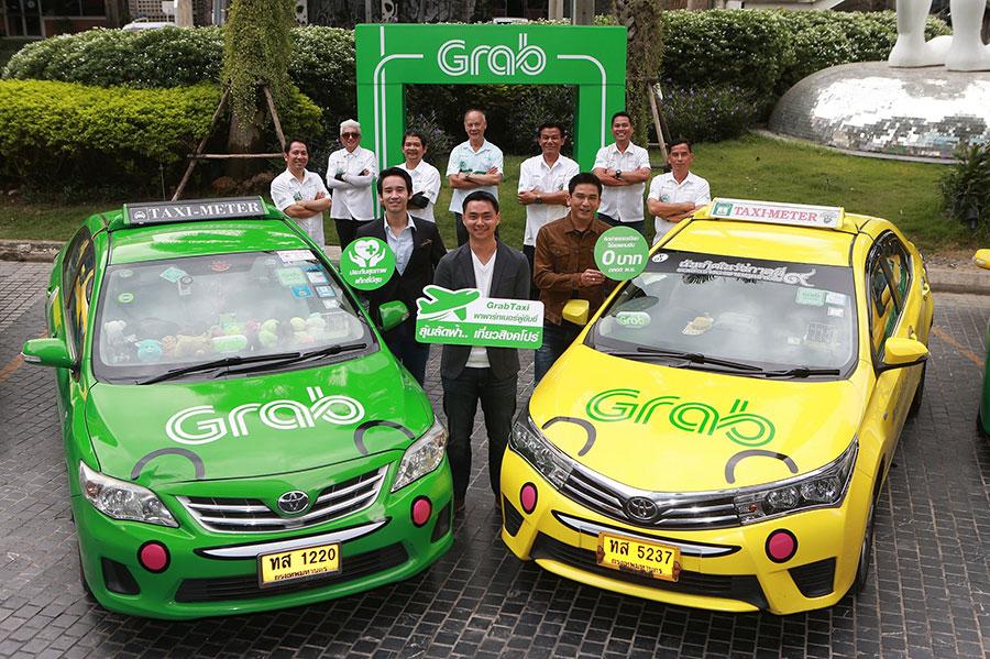 Grab เปิดแคมเปญเพิ่มรอยยิ้มให้พาร์ทเนอร์ผู้ขับขี่แกร็บแท็กซี่