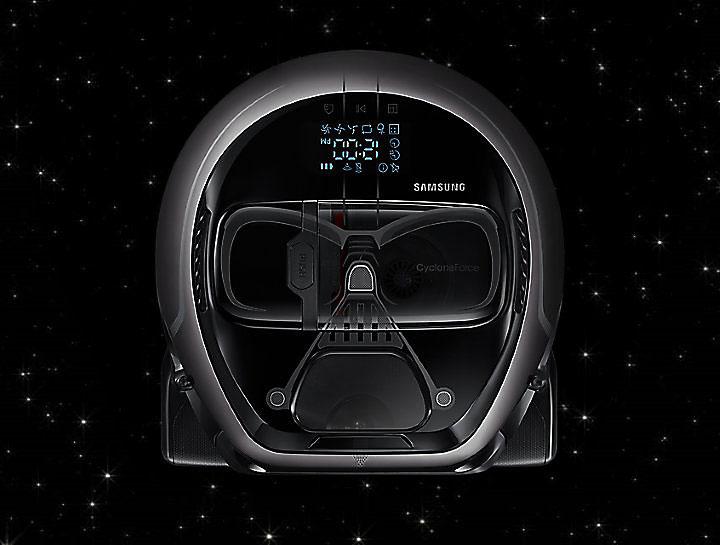 หุ่นยนต์ดูดฝุ่น Samsung POWERbot VR7000 Star Wars Limited Edition ขายในไทยแล้ว ราคา 19,990