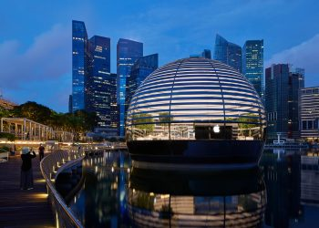 Apple Marina Bay Sands จะเปิดให้บริการที่สิงคโปร์ในวันที่ 10 กันยายนนี้